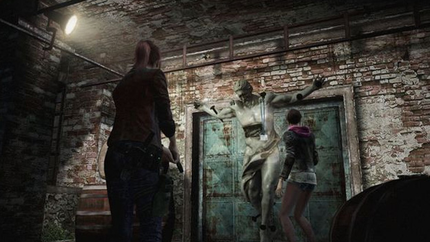 Resident Evil: Revelations 2 Episode 3 – Judgement Screenshot