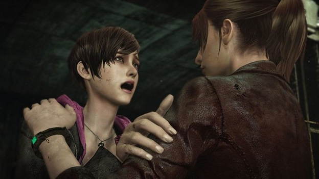 Resident Evil: Revelations 2 Episode 4 – Metamorphosis Screenshot