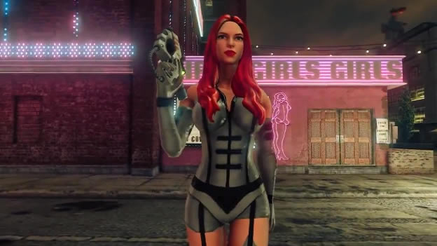 Saints Row IV: Re-Elected Screenshot