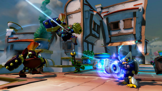 Skylanders: SuperChargers Screenshot