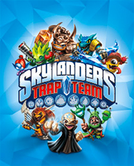 Skylanders: Trap Team Box Art