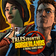 Tales from the Borderlands: Episode 2: Atlas Mugged Box Art