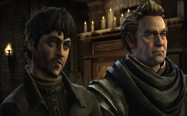 Telltale's Game of Thrones: Episode 1 - Iron From Ice Screenshot