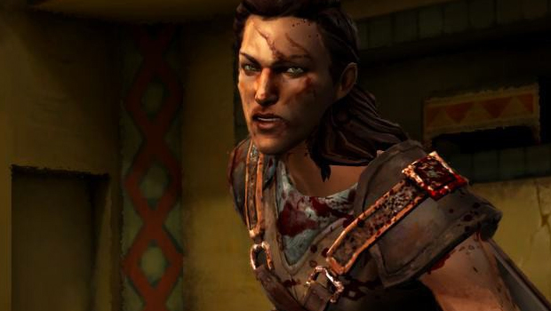 Telltale's Game of Thrones: Episode 2 - Lost Lords Screenshot