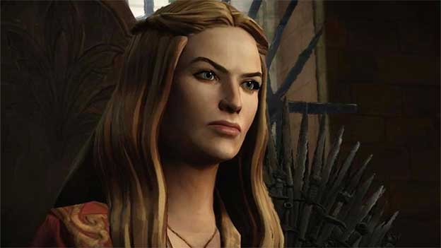 Telltale's Game of Thrones: Episode 3 - The Sword in the Darkness Screenshot