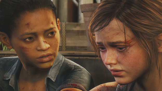 The Last of Us: Remastered Screenshot