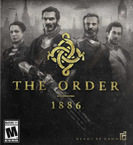 The Order: 1886 Box Art