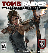Tomb Raider: Definitive Edition Box Art