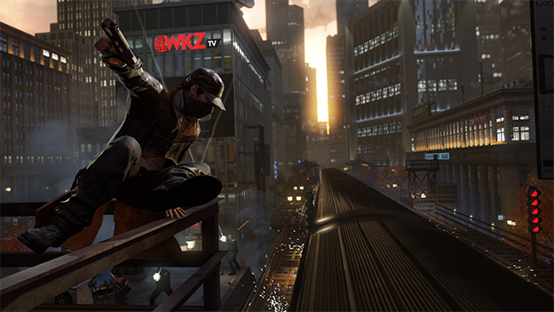 Watch_Dogs Screenshot