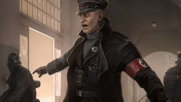 Wolfenstein: The New Order Screenshot