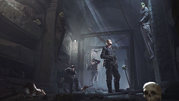 Wolfenstein: The Old Blood Screenshot