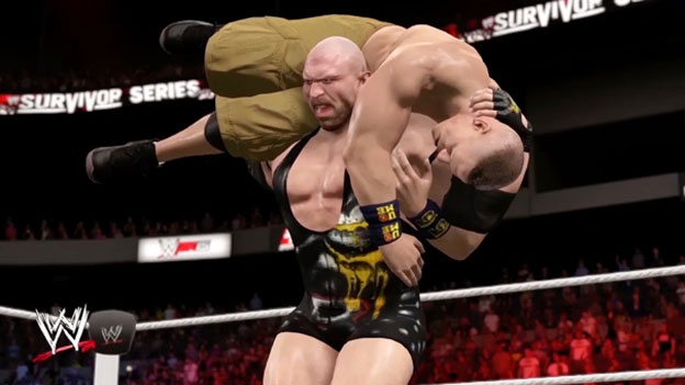 WWE 2K15 Review For Xbox One