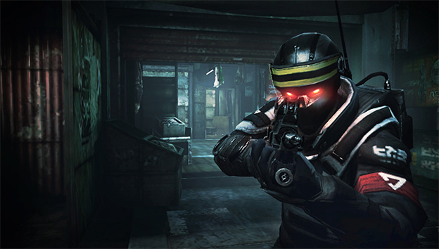 Killzone: Mercenary Screenshot