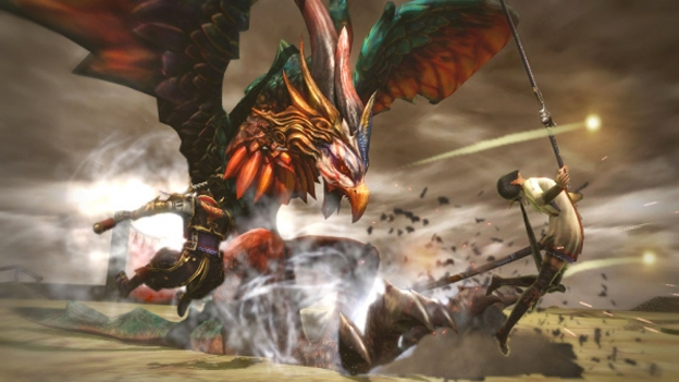 Toukiden: Kiwami Screenshot