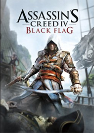 Assassin's Creed IV: Black Flag Box Art