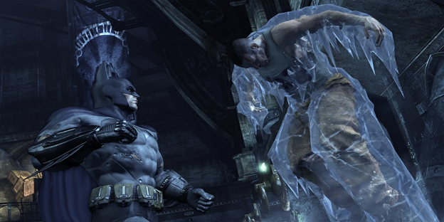 Batman: Arkham City Armored Edition Screenshot