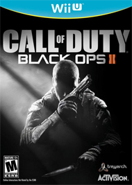 Call of Duty: Black Ops 2 Box Art
