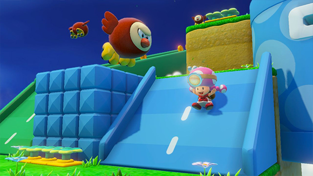 Captain Toad: Treasure Tracker Screenshot