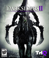 Darksider II Box Art