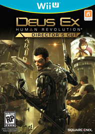 Deus Ex: Human Revolution – Director's Cut Box Art