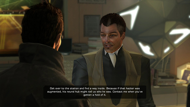 Deus Ex: Human Revolution – Director's Cut Screenshot