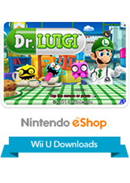 Dr. Luigi Box Art
