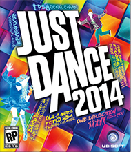 Just Dance 2014 Box Art