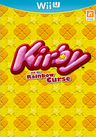Kirby and the Rainbow Curse Box Art