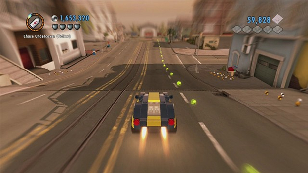 LEGO City Undercover Screenshot