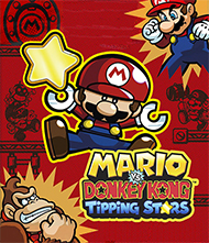 Mario vs. Donkey Kong: Tipping Stars Box Art
