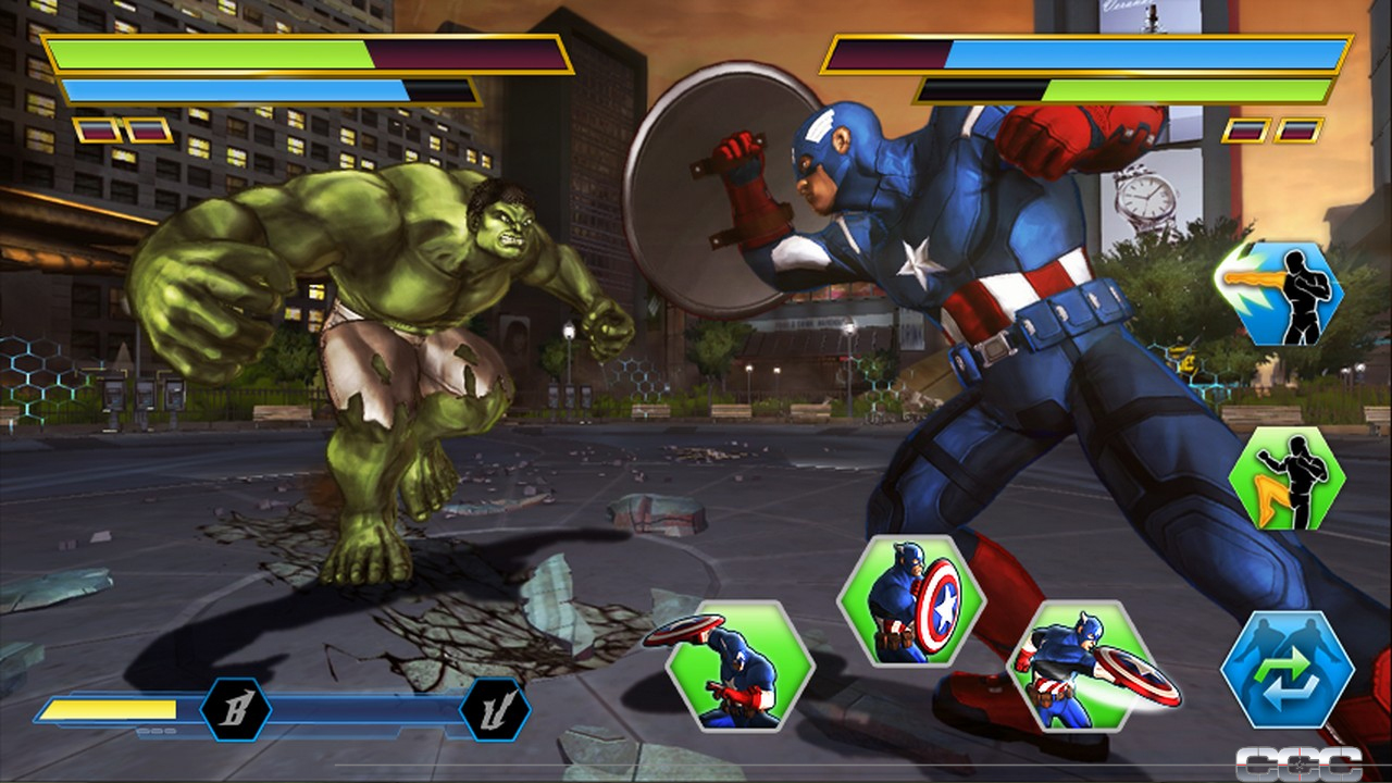 Marvel Avengers Battle For Earth Review For Wii U Cheat