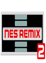 NES Remix 2 Box Art