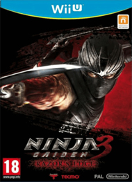 Ninja Gaiden 3: Razors Edge Box Art