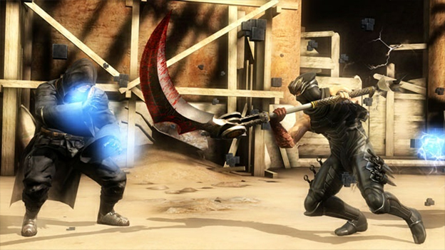 Ninja Gaiden 3: Razors Edge Screenshot