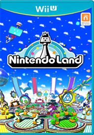 NintendoLand Box Art