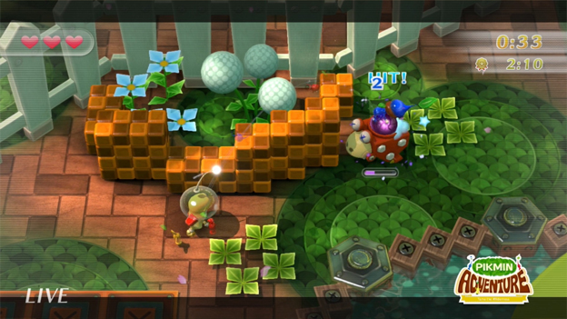 Nintendo Land Screenshot