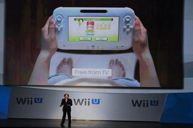 Nintendo Wii U Screenshot