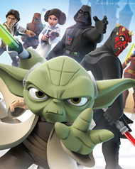 Disney Infinity 3.0 Box Art
