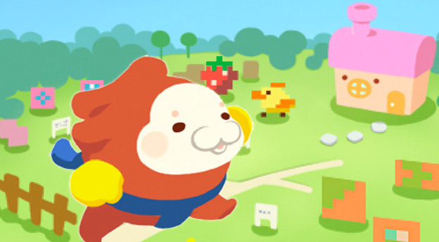 Pushmo World Screenshot