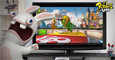 Rabbids Land Screenshot - click to enlarge