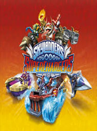 Skylanders: SuperChargers Box Art