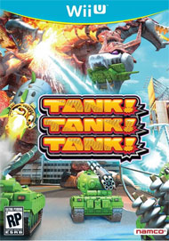 Tank! Tank! Tank! Box Art
