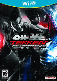 Tekken Tag Tournament 2: Wii U Edition Box Art