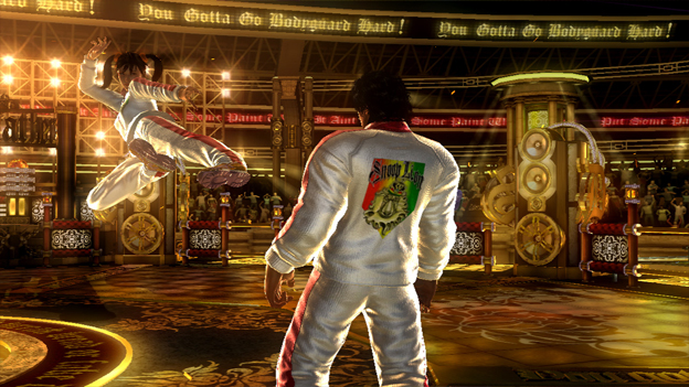Tekken Tag Tournament 2: Wii U Edition Screenshot
