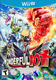 The Wonderful 101 Box Art