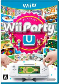Wii Party U Box Art