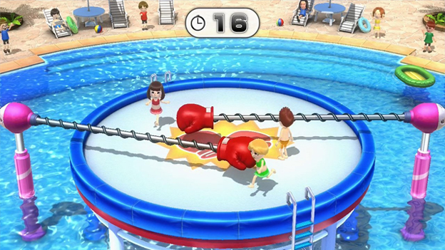 Wii Party U Screenshot