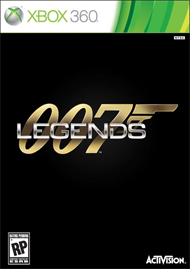 007 Legends Box Art