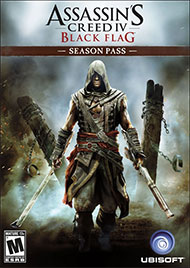 Assassin's Creed IV: Black Flag - Freedom Cry Box Art
