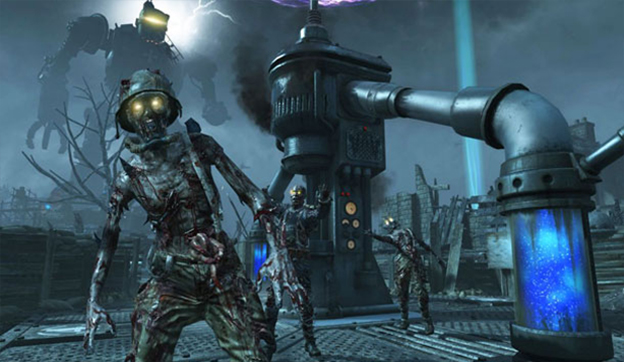 Call of Duty: Black Ops 2 - Apocalypse Screenshot
